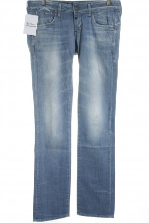G-Star Raw Stretch Jeans himmelblau Jeans-Optik