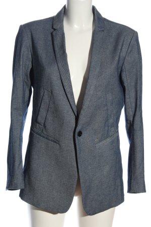G-Star Raw Blazer tejido gris claro moteado estilo «business»