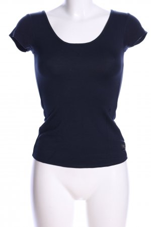 G-Star Raw T-Shirt blau Casual-Look