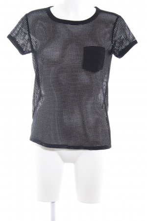 G-Star Raw T-Shirt schwarz Casual-Look
