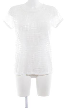 G-Star Raw T-Shirt weiß Casual-Look