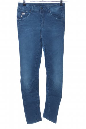 G-Star Raw Treggings blau Casual-Look