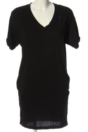 G-Star Raw Shirtkleid schwarz Casual-Look