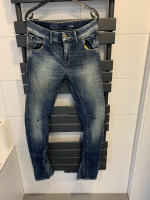 Gstar Jeans boyfriend bleu foncé