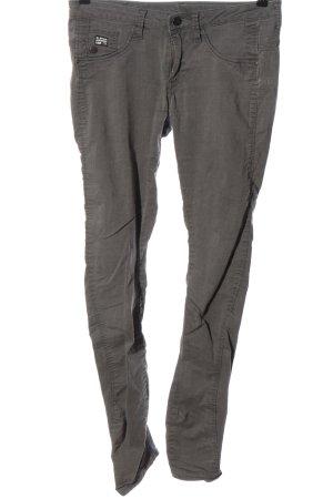 G-Star Spodnie rurki jasnoszary W stylu casual