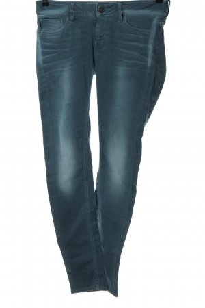 G-Star Drainpipe Trousers blue casual look