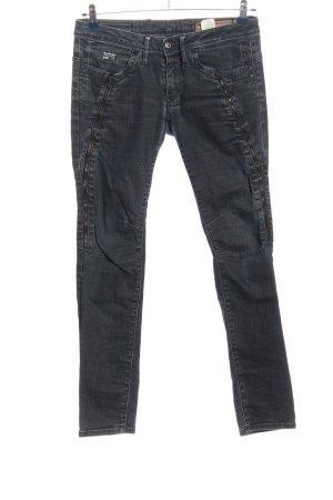 G-Star Jeans a sigaretta nero stile casual