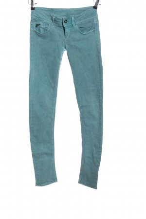 G-Star Tube jeans blauw casual uitstraling