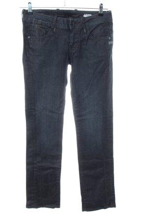 G-Star Jeans a sigaretta blu scuro