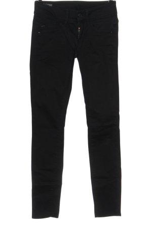 G-Star Jeans cigarette noir style décontracté