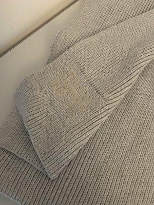 Gstar Wollen sjaal lichtgrijs