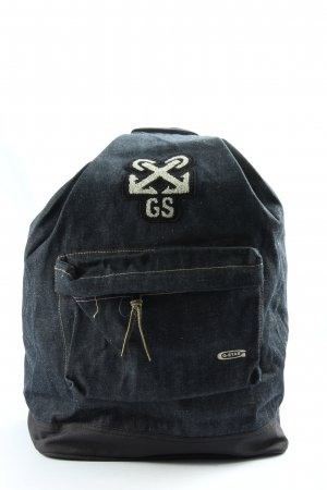 G-Star Schulrucksack blau Casual-Look