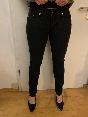 G-Star Raw Low Rise jeans zwart
