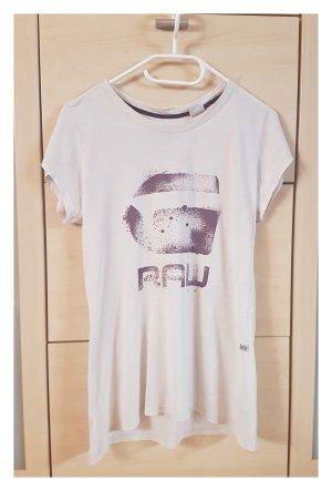 G-Star Shirt, Damen, weiß, Größe M