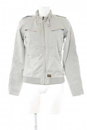 G-Star Shirtjacke hellgrau Casual-Look