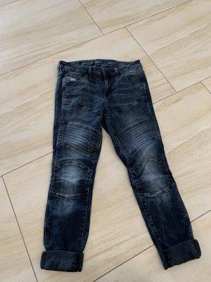 G-Star Biker Jeans dark blue-grey