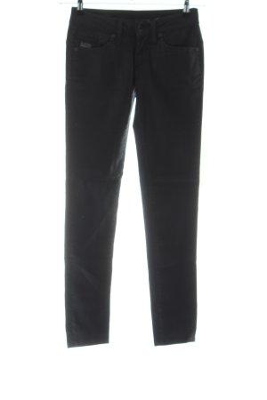 G-Star Skinny Jeans schwarz Business-Look