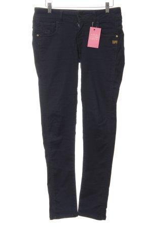 G-Star Jeansy o obcisłym kroju ciemnoniebieski W stylu casual