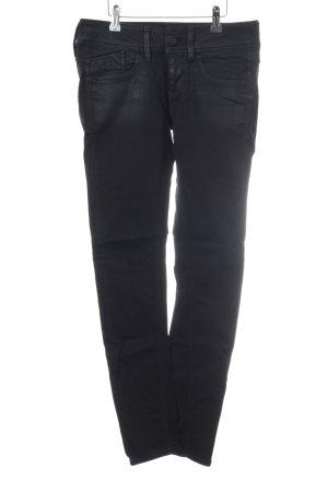 G-Star Skinny Jeans schwarz schlichter Stil