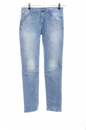 G-Star Slim Jeans blau Casual-Look