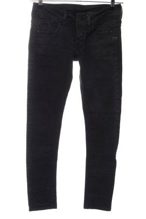 G-Star Slim Jeans schwarz Casual-Look W28 L30