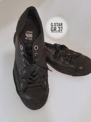 G-Star Raw Basket à lacet noir