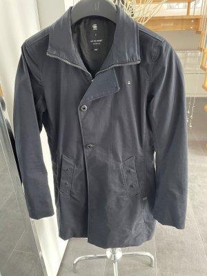 G-Star Krótki płaszcz ciemnoniebieski