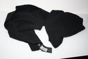 G-Star Raw Bufanda de lana negro Lana