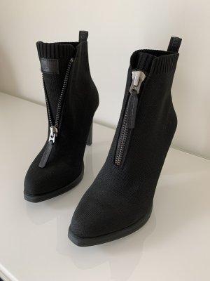 G-Star Slip-on Booties black