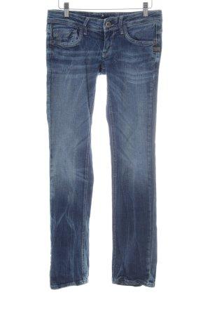 G-Star Jeans coupe-droite bleu-bleu clair gradient de couleur