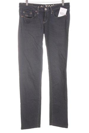 G-Star Jeansy z prostymi nogawkami petrol Wygląd w stylu miejskim