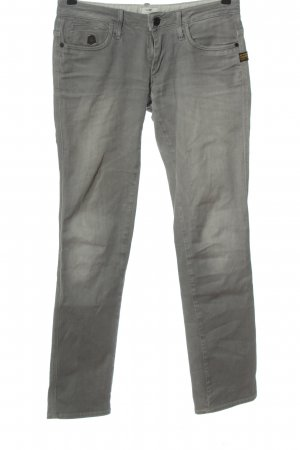 G-Star Stretch Jeans hellgrau Casual-Look