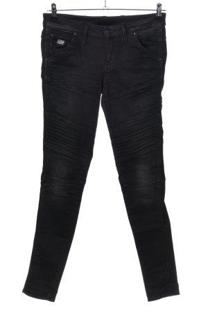 G-Star Stretch Jeans schwarz Casual-Look