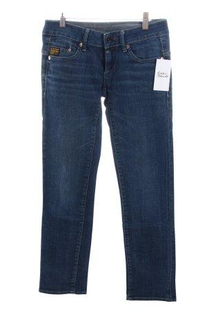 G-Star Stretch Jeans blau Casual-Look