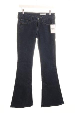 G-Star Stretch Jeans dunkelblau Casual-Look