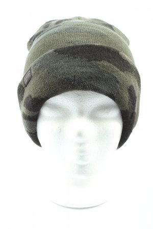 G-Star Knitted Hat camouflage pattern casual look