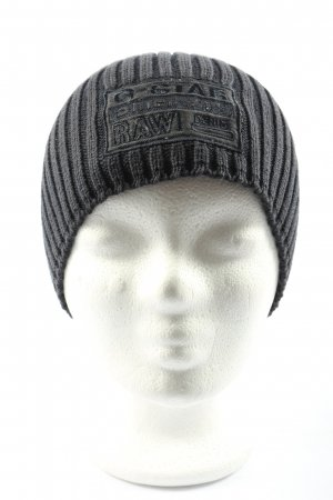 G-Star Knitted Hat black casual look