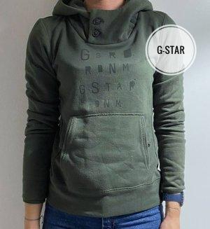 G-Star Sweater mit Kapuze