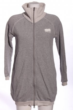 G-Star Sweatshirt hellgrau meliert sportlicher Stil
