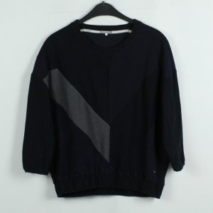 G-STAR Sweatshirt Gr. XS schwarz dunkelblau grau oversize (19/11/073)
