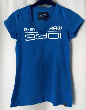 G-Star T-Shirt Blau