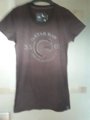 G-star T-shirt braun Gr. M