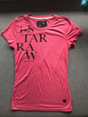 g-Star T-Shirt Pink, S
