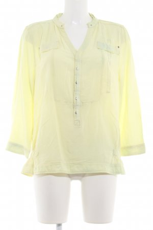 G-Star Tunic Blouse lime yellow casual look