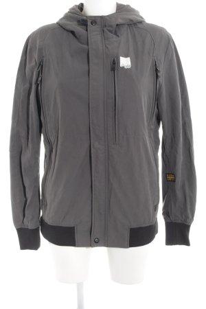 G-Star Übergangsjacke khaki-schwarz Casual-Look