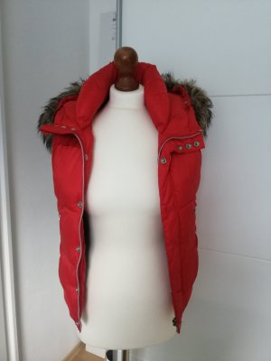 G-Star Down Vest red