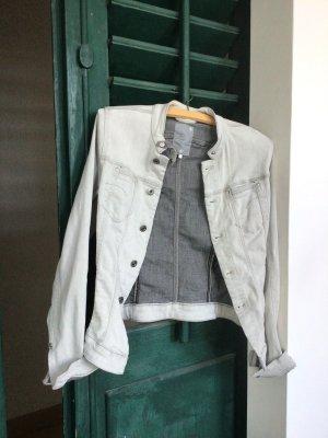 G-Star Veste en jean gris clair