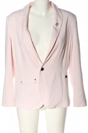 G-STAR WOMEN Blazer tejido rosa estilo «business»
