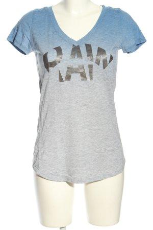 G-STAR WOMEN V-Ausschnitt-Shirt