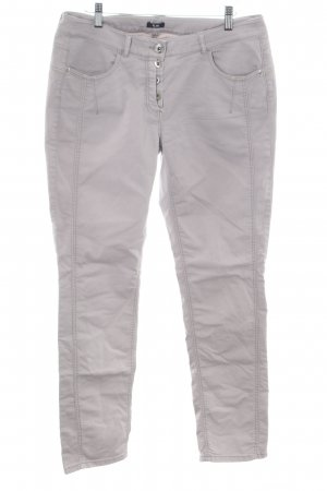 G.W. Hoge taille jeans lichtgrijs casual uitstraling